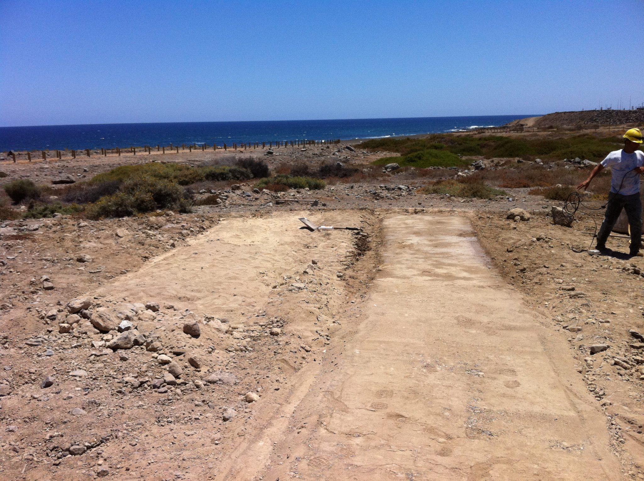 Terrenos si consolidar for Consolidacion de suelos